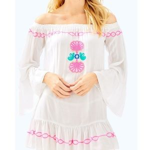 Lilly Pulitzer Nemi cover up
